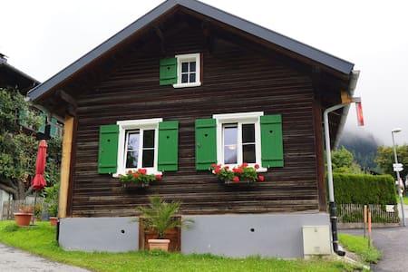 Gemütliches Ferienhaus in Skigebietnähe in Sankt Gallenkirch