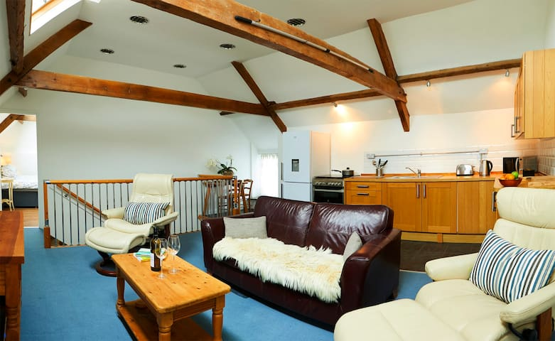 Granary loft apartment