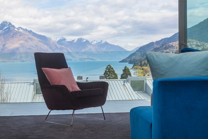 Wakatipu Central - Queenstown - Apartment