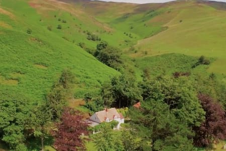 Nant y Ne Cottage - House