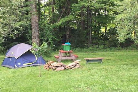 Captain Woodbury Campsite (Tent/Camper)