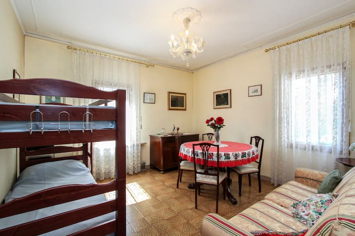 cosy flat near beaches and Venice - Portogruaro - Leilighet