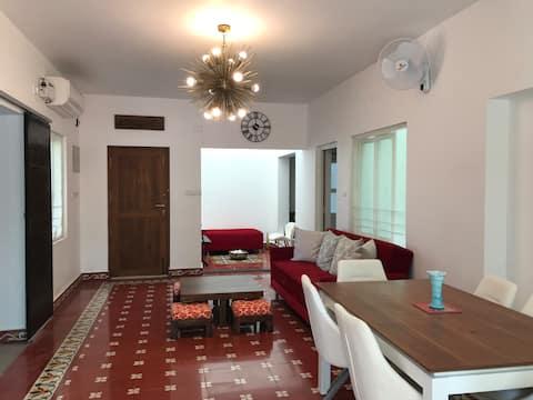 The Montorsier Suite No. 12 - Pondicherry