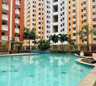2B2B with 2 Balcony Kemang View Apartment Bekasi