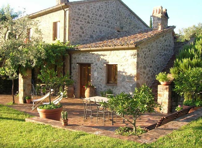 Il Porcospino - Self catering apartment in Orvieto