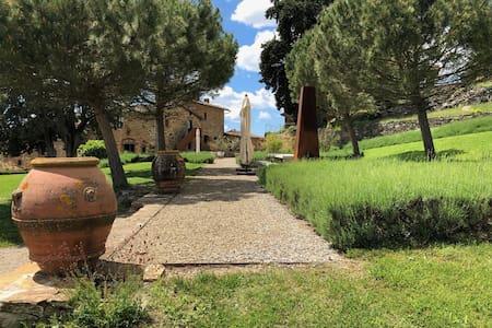 Holiday at the winery Poggio al Sole  - Giulietta