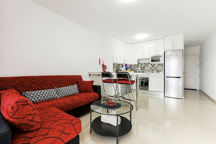 Estupendo apartamento Costa Teguise - Costa Teguise - Apartemen
