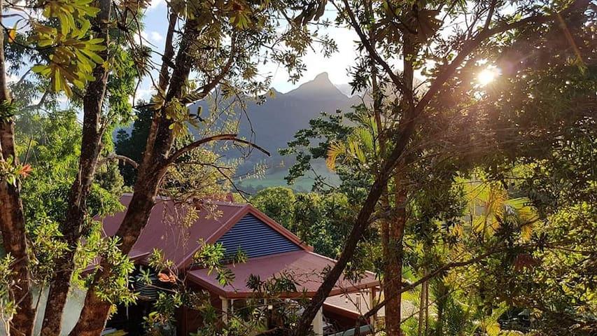 UKI Village - Bunya Bunya House - HERITAGE ROOM