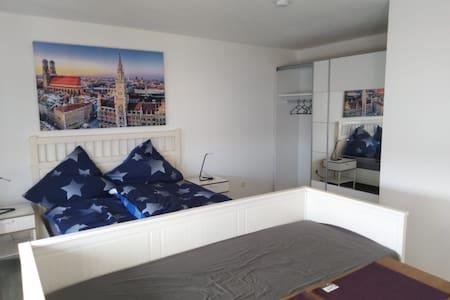 Wohnung mit Bergblick und Südbalkon
