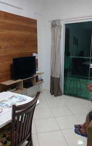 Ótimo apartamento para descanso na praia. BombasSC