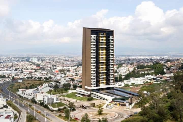 Apartamento amueblado en Torre Vista Hermosa