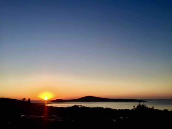 Ocean @ Fingal Bay - Amazing Views