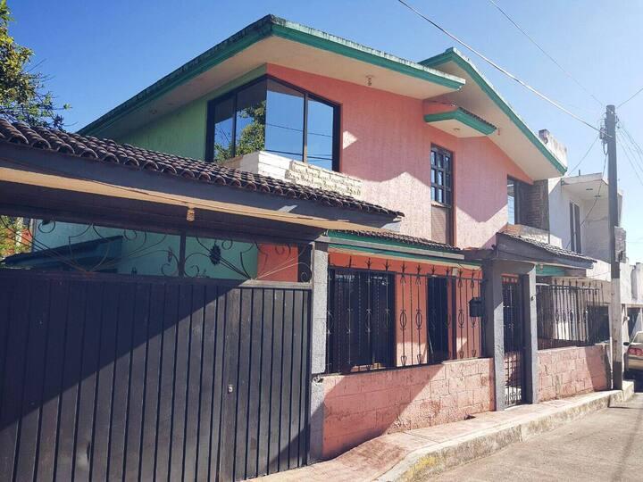 Habitación privada en Casa In Lak' Ech