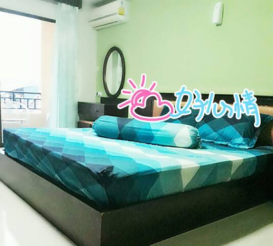 私人订制公寓(Private furnished apartment) - 清迈, Chang Wat Chiang Mai, TH - Lägenhet