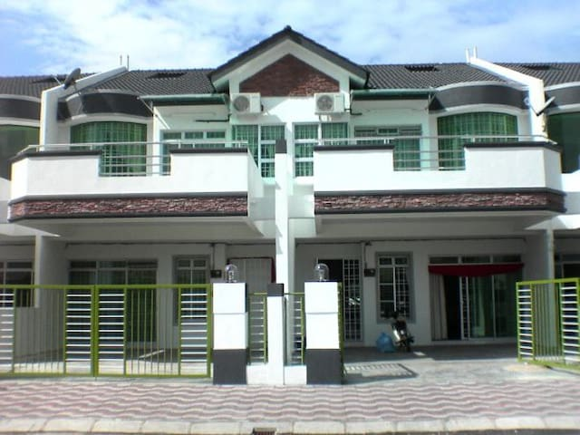 Hua Hong Homestay 43 - Ipoh - Rumah bandar