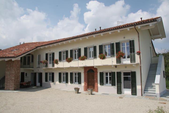 Casa delle Rocche Appartamento Rocca Serro