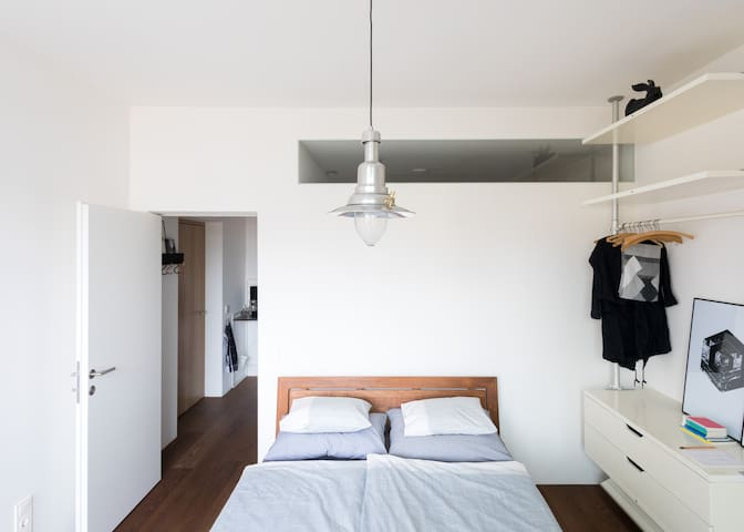 35m² full of flair & light - Linz - Daire