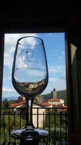 Stupenda Villa al Sole di Montagna - Montemignaio - Vila