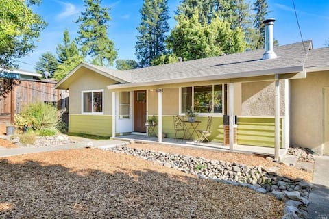 Updated Moondrift Retreat -near wineries and river
