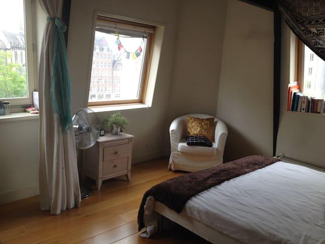 Dam Square - Amsterdam - Appartement
