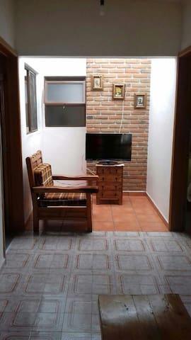 Confortable Bungalow w/garden&pool - Cuernavaca - Apartamento