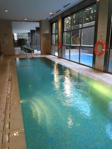Luxury 2 room flat perfect location - Madrid - Apartemen