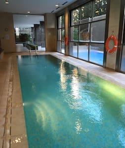 Luxury 2 room flat perfect location - Madrid