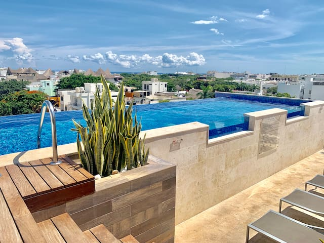 The Best Loft in Playa del Carmen
