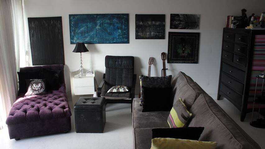 Apartamento completo na melhor localização! - Recife - Apartment