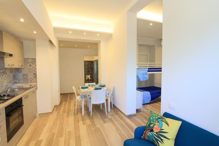 Appartamento CIRCE a pochi passi dal mare