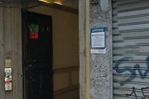 """""""Just in time"""" REAL Milan Duomo Palace"""