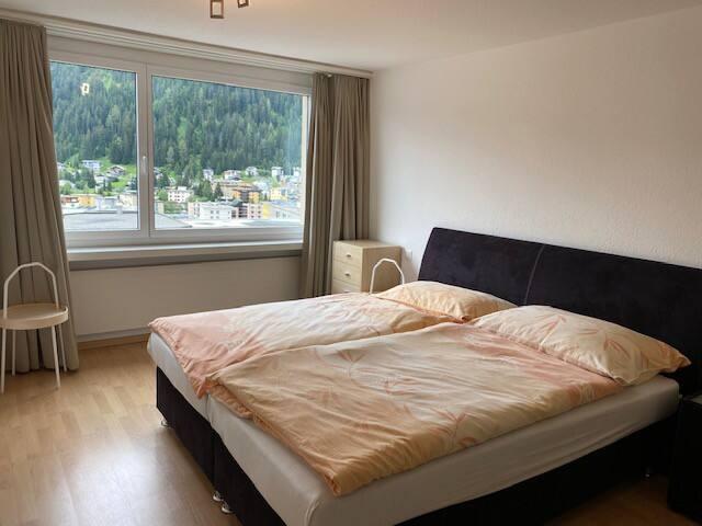 2.5-Zimmer Apartment (Hotel Europe, Davos)