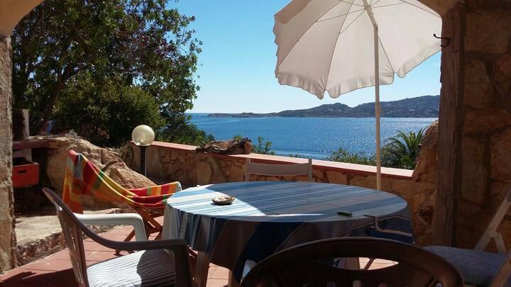 Villa Sea breeze! Private access to the sea