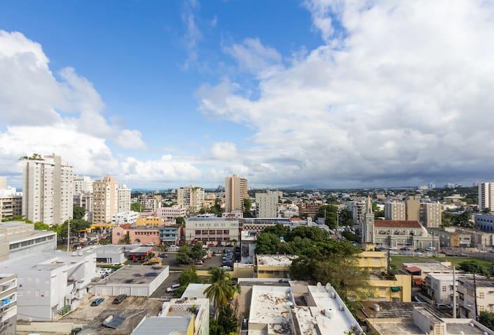 New, Nice Studio, Perfect Location! - San Juan - Apartment