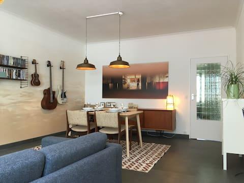 Trendy apartment in the hart of historic Mechelen.