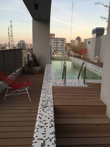 Studio a Estrenar con Amenities - Buenos Aires - Apartment