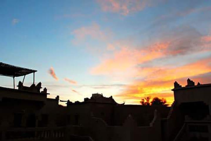 kasbah dar dmana - Ouled Arbia - Apartamento