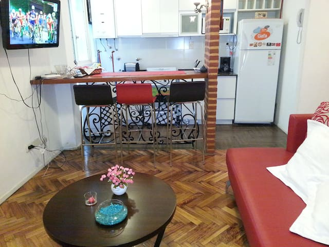 Apartamento Centrico y Tranquilo en San Telmo !! - Buenos Aires - Wohnung