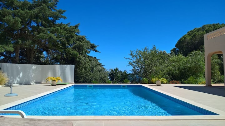 New Villa with Seaview and Private (Heated) Pool