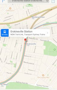 1 bed apartment - Erskineville - Apartamento