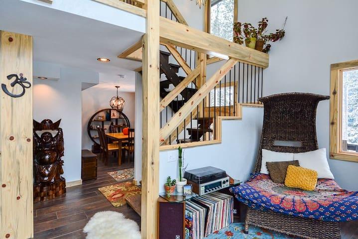 Studio in Social House, Kitchenette MemFoam &420ok