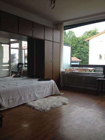 Stadtnah&gut gelegene Gaconniere/Mininest! - Glasenbach - Pis