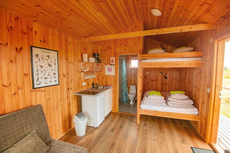 20m2 cabin