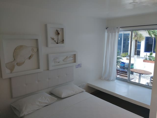 Habitación Individual - Hotel Portoalegre Coveñas