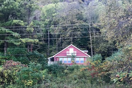 3 BR, Secluded Cabin on Mississippi Backwaters