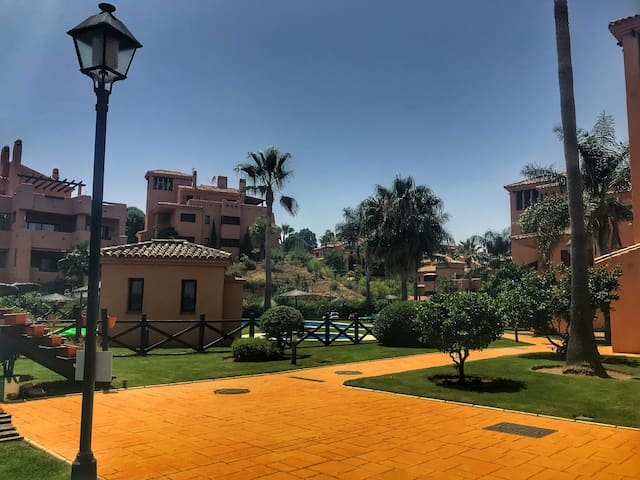 2BR Apartment in El Soto de Marbella w/ Free Golf