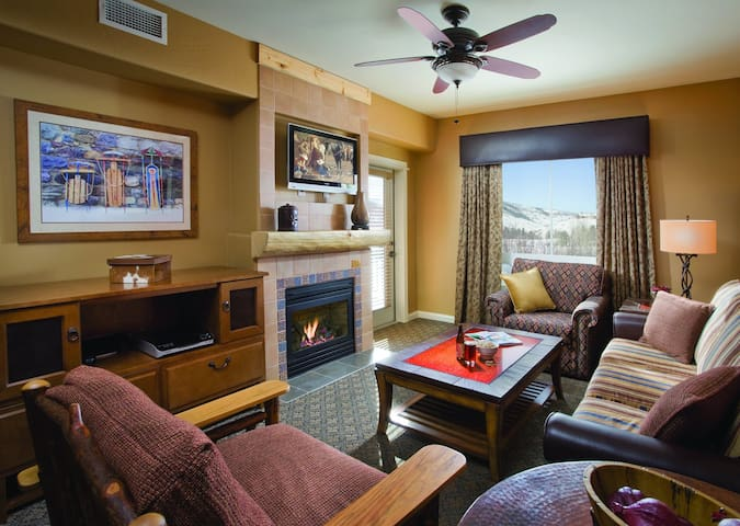 2 Bedroom 2 Bath Steamboat Springs