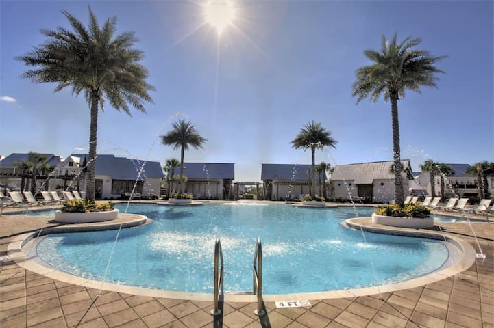 4th Night FREE! 2 Bikes Included! Community Pool! - AfterDune Delight at Prominence North 30A