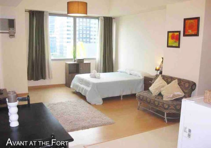 Avant At The Fort, BGC, Bonifacio Global City
