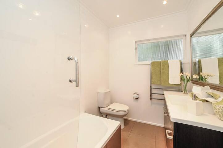 Handy location Character Quiet House single room - Auckland - Casa